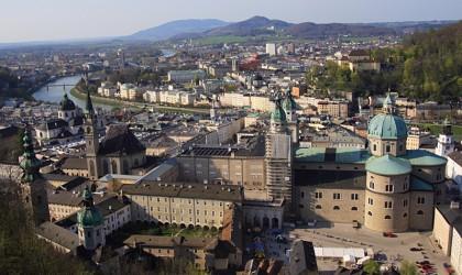 Salzburg - Foto: Linus Egger (Flickr)